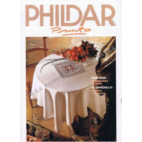 Revista Phildar N178