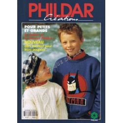 Revista Phildar N256