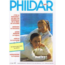 Revista Phildar N116