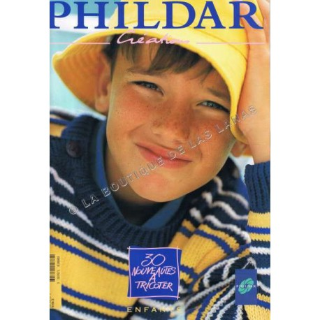 Revista Phildar N287