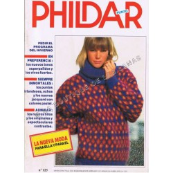 Revista Phildar N123