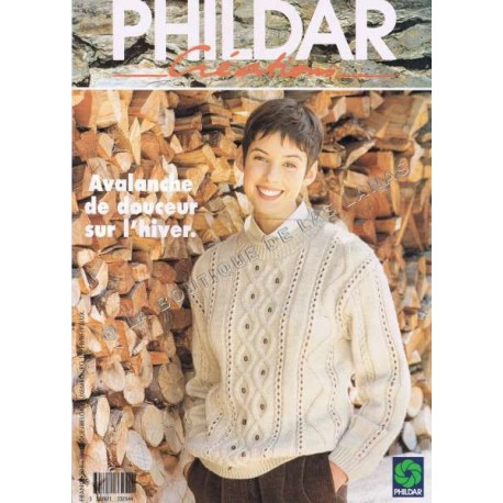 Revista Phildar N255