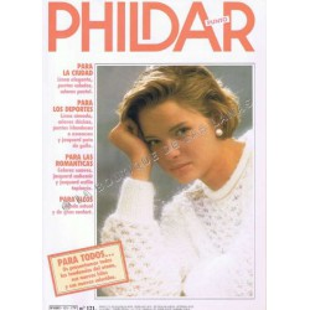Revista Phildar N121