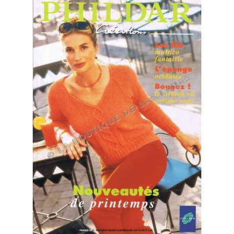 Revista Phildar N288