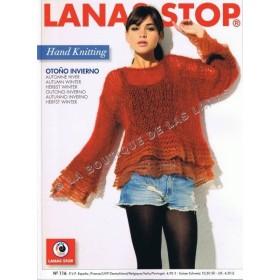 Revista N116 Lanas Stop