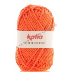 Cotton Cord Naranja
