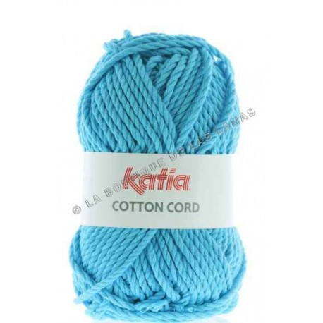 Cotton Cord Turquesa