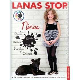 Revista 122 Ninos Primavera Verano Lanas Stop 2013
