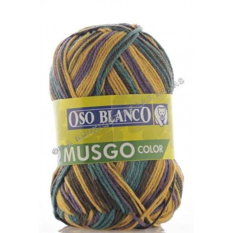 MUSGO COLOR amarillo