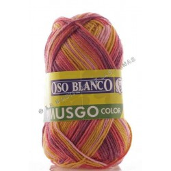 MUSGO COLOR coral