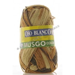 MUSGO COLOR marron