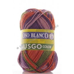 MUSGO COLOR naranja