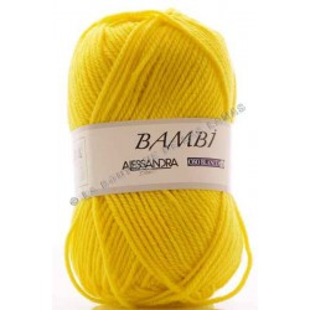 BAMBI OB amarillo fuerte