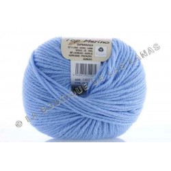 Top Merino Azul