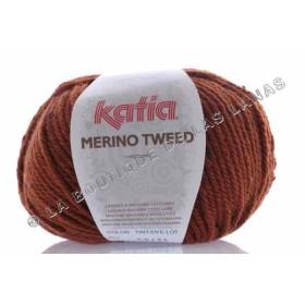MERINO TWEED Teja