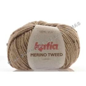 MERINO TWEED Beige