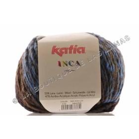 INCA azul