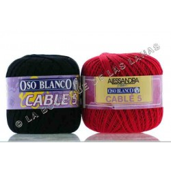 OSO BLANCO CABLE 5