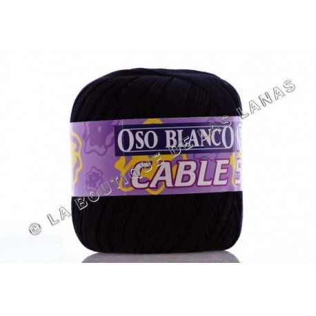 CABLE 5 negro