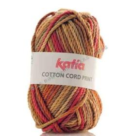 COTTON CORD PRINT - 100. Teja
