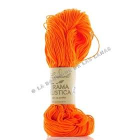 TRAMA RUSTICA 100 - Naranja