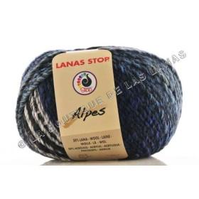 ALPES 253. Azul
