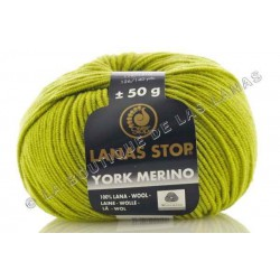 York Merino 092. Pistacho