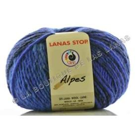 ALPES 257. Azulón