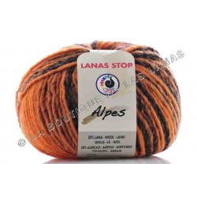 ALPES 259. Naranja