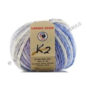 K2 Azul