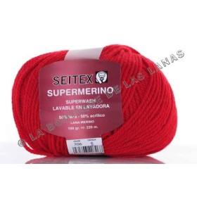 SUPERMERINO Rojo
