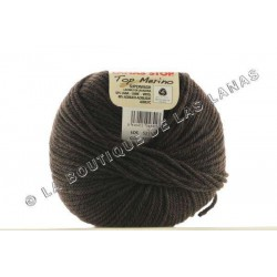 Top Merino Marron