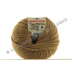 Top Merino Camello