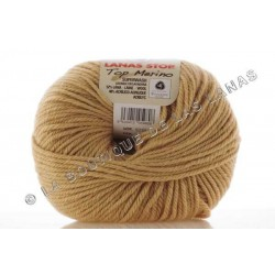 Top Merino Beige