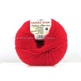 Extra Merino 806. Rojo