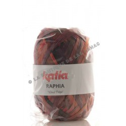 RAPHIA Wood Pulpe Naranja
