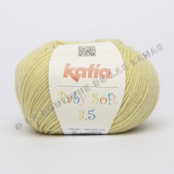 BABY SOFT 3,5 - 22 Amarillo