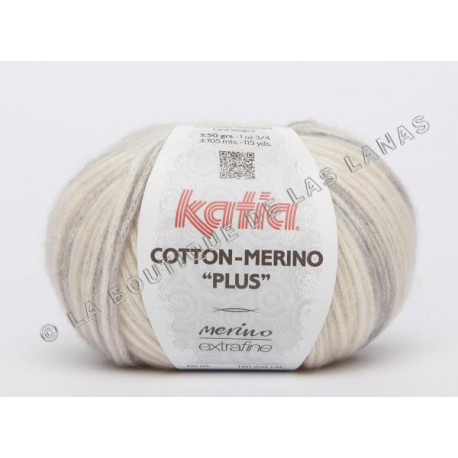 COTTON MERINO PLUS 200 Marfil