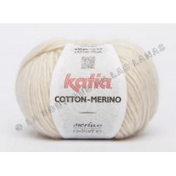 COTTON MERINO 101 Beige