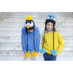 KID´S CAP PENGUIN