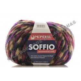 SOFFIO 803 Granate