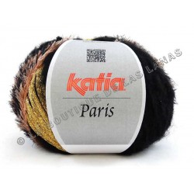 PARIS 53. Negro-Oro    (Dorado)
