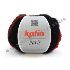 PARIS 55. Negro-Rojo   (Rojo)