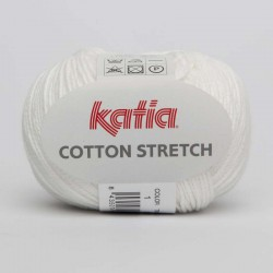 COTTON STRETCH  01 Blanco