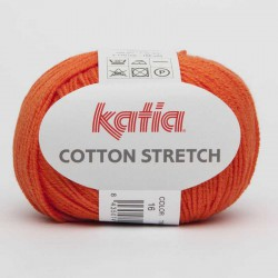 COTTON STRETCH 16 Naranja