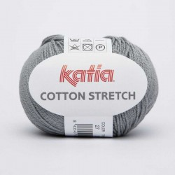 COTTON STRETCH 27 Gris