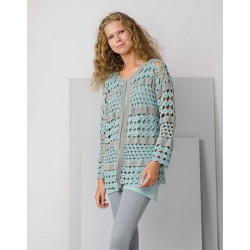 SILK COTTON 59 Gris - 73 Verde Claro