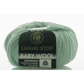 BABY WOOL Verde