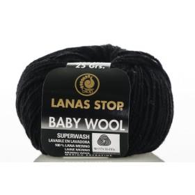 BABY WOOL Negro