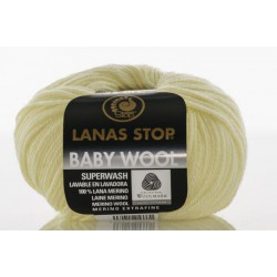 BABY WOOL Amarillo